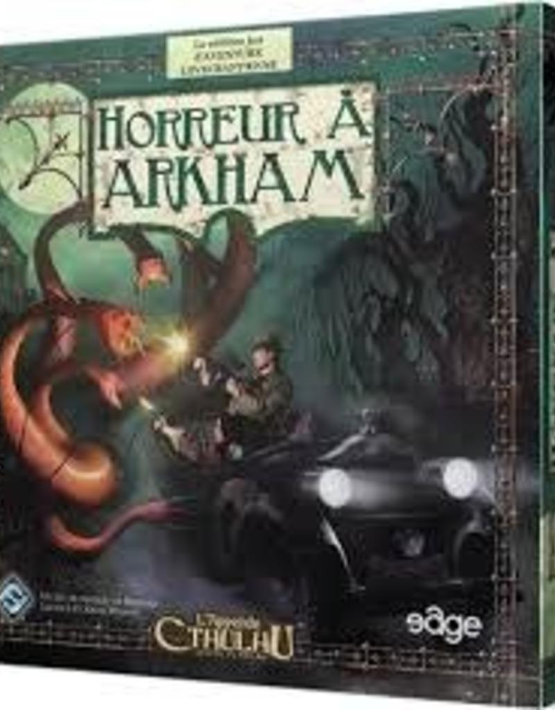 Fantasy Flight Horreur à Arkham - jeu de plateau (FR)
