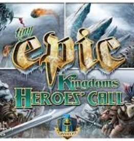 Gamelyn Games Tiny Epic Kingdoms - Heroes Call (EN)