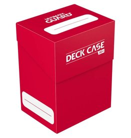 Ultimate Guard Ultimate Guard Deck Case /80 - Rouge