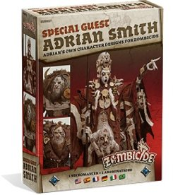 Cool Mini Or Not Zombicide Green Horde -Guest Adrian Smith