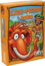 Z-Man Games L'Âge de Pierre Junior - Le jeu de Carte (FR)