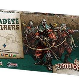 Cool Mini Or Not Zombicide - Black Plague - Deadeye Walker (EN)