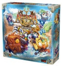 Cool Mini Or Not Arcadia Quest: Ext. Rider (EN)