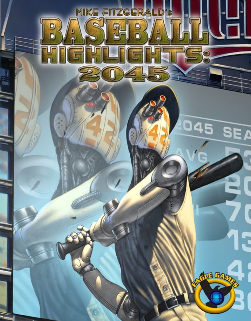 Eagle-Gryphon Games Baseball Highlights: 2045 (EN)