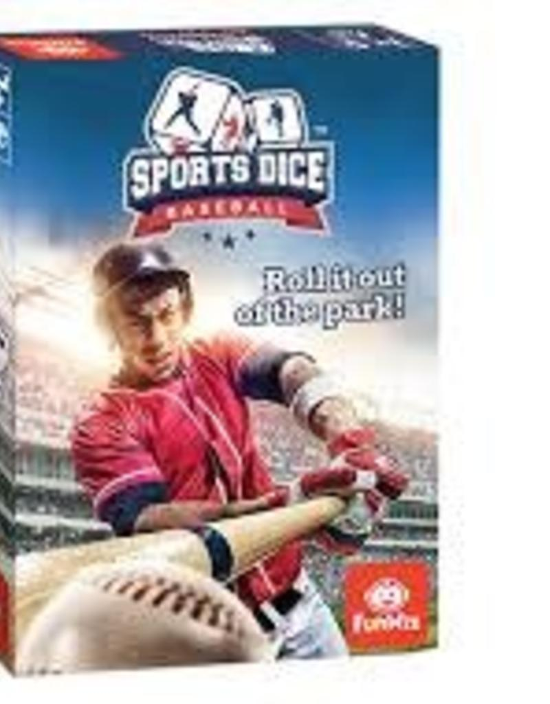 FunWiz Sports Dice - Baseball (EN)