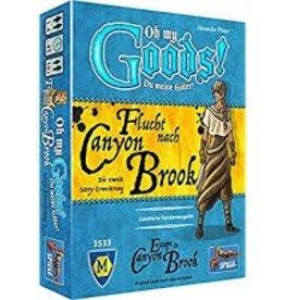 Lookout Games Précommande: Oh my goods Ext. Escape to Canyon Brook  (EN)