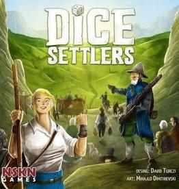Pixie Games Précommande: Dice Settlers (FR)