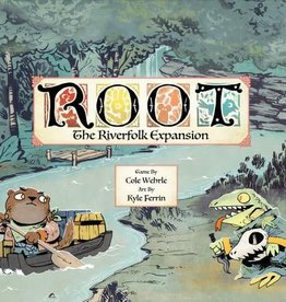 Leder Games Précommande: Root Exp.  Riverfolk (EN)