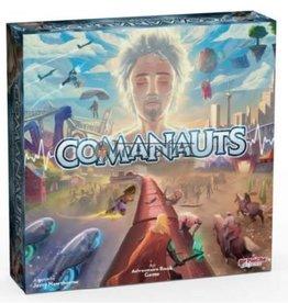 Plaid Hat Games Précommande: Comanauts (EN)