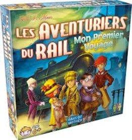 Days of Wonders Précommande: Aventuriers du Rail - Mon Premier Voyage USA