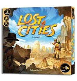 Iello Précommande: Lost Cities (FR)
