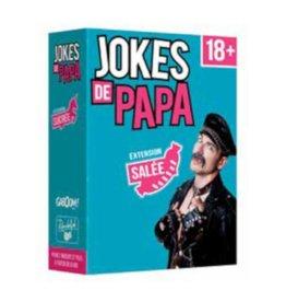 Randolph Précommande: Jokes de Papa Ext. Salée (FR)