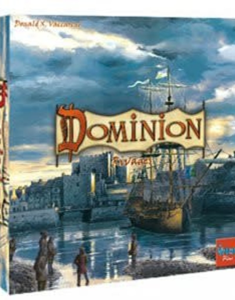 Rio Grande Games Dominion - Rivages (FR)