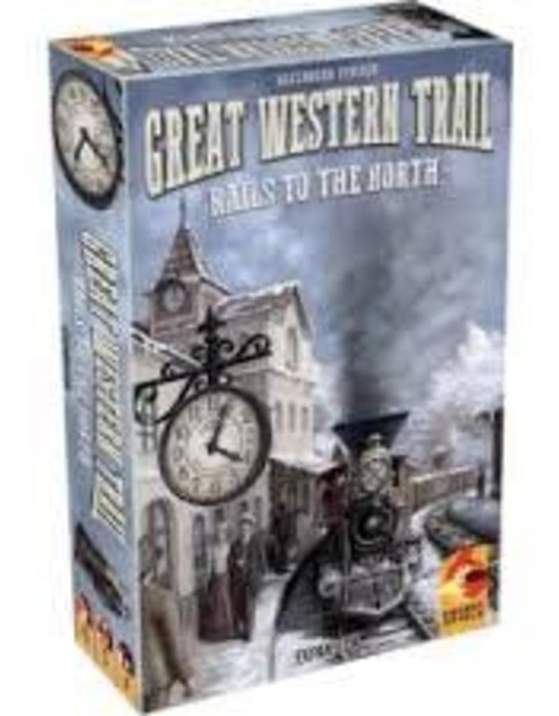 Eggertspiel Great Western Trail: Ext. Rails to the North (EN)