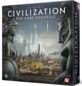 Fantasy Flight Sid Meier's Civilisation - Une Aube Nouvelle
