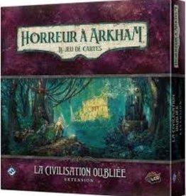Fantasy Flight Horreur à Arkham (Ljc): Ext. La Civilisation Oubliée (FR) (commande spéciale)