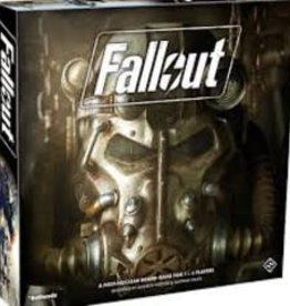 Fantasy Flight Fallout - Le Jeu de Plateau (FR)
