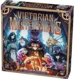 CMON Précommande: Victorian Masterminds (EN)