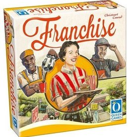 Queen Games Précommande: Franchise (ML)