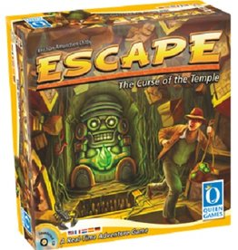 Queen Games Précommande: Escape: Curse Of The Temple (ML)