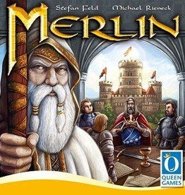 Queen Games Précommande: Merlin (ML)