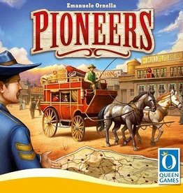Queen Games Précommande: Pioneers (ML)