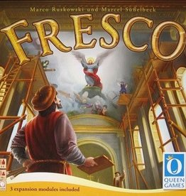 Queen Games Précommande: Fresco (ML)