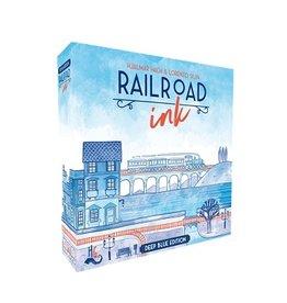 CMON Précommande: Railroad Ink: Ext. Deep Blue Edition (EN)