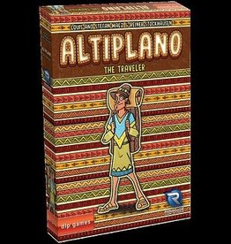 Renegade Game Studio Précommande: Altiplano Ext. The Traveler (EN)