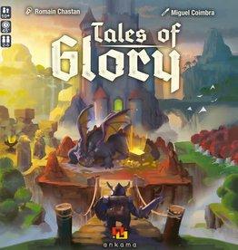 Ankama Précommande: Tales of Glory (EN)