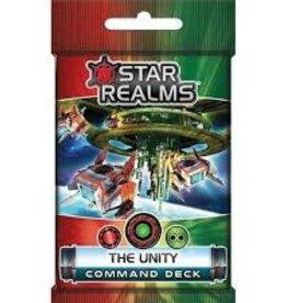 White Wizard Games Précommande: Star Realms Command Deck- The Unity (EN)