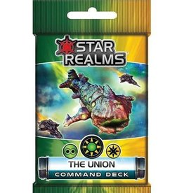 White Wizard Games Précommande: Star Realms Command Deck-The Union (EN)