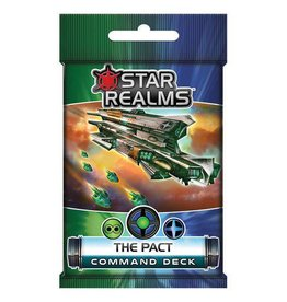 White Wizard Games Précommande: Star Realms Command Deck- The Pact (EN)