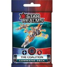 White Wizard Games Précommande: Star Realms Commands Deck-The Coalition (EN)
