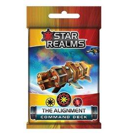 White Wizard Games Précommande: Star Realms Commands Deck-The Alignments (EN)