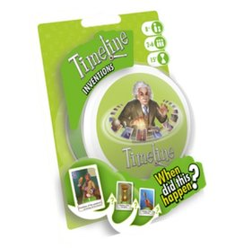 Asmodee Timeline : Inventions (Blister) (Fr)