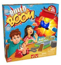 Goliath Build or Boom (ML)