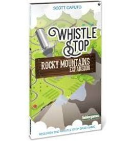 Bezier Games Whistle Stop: Ext. Rocky Mountains (EN)