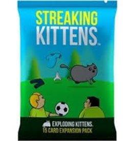 Exploding Kittens Exploding Kittens: Ext. Streaking Kittens (EN)