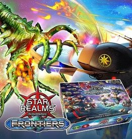 White Wizard Games Star Realms - Frontiers (EN)