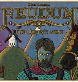 Odd Bird Games Feudum: Ext. The Queen's Army (ML)