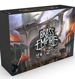 Rock Manor Games Brass empire: Ext. New Canton (EN)