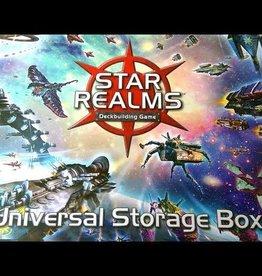 White Wizard Games Star Realms - Universal  Storage Box (EN)