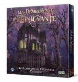 Fantasy Flight Les Demeures de l'Épouvante - 2ième Édition: Ext. Le Sanctuaire du Crépuscule (FR)