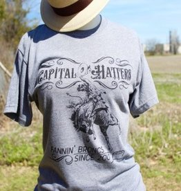 Capital Hatters Capital Hatters Adult T-Shirt