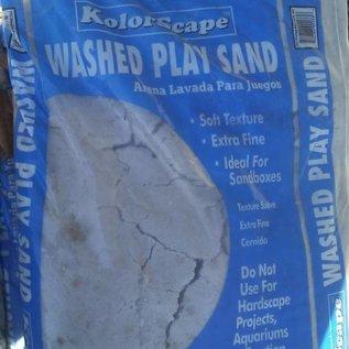 Sand, Play - Bag - .4 cu ft