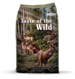 Taste of the Wild Pine Forest Canine Formula with Venison & Legumes 28LB