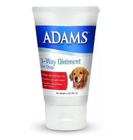 Adams 3-Way Ointment for Dogs, 2oz