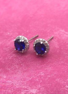 September Birthstone Earrings