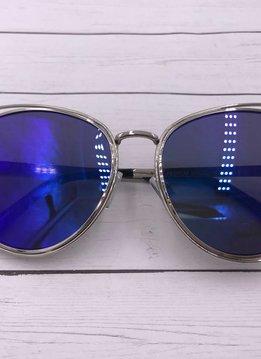 Cateye Mirror Sunglasses